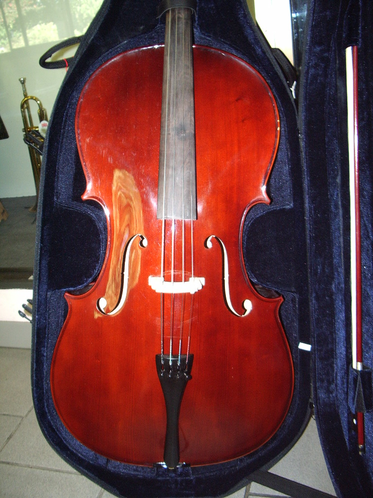 Enrico Cello Outfit