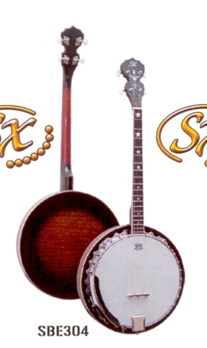 Essex 4 String Banjo $299