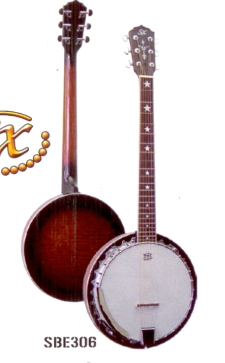 Essex 6 String Banjo $329