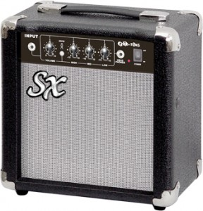 Essex AGA1065 10 watt Guitar Amp (included in Package)