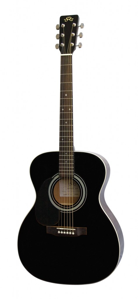 Essex Left Hand Acoustic Guitar OM160LHB $149