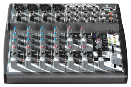 Xenyx 1202FX unpowered mixer $229.99