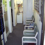Waiting Room with Kitchenette