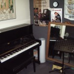 One of the teaching studios