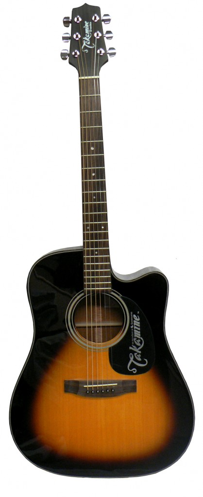 Takamine ED20SCTBS (Solid Top) $599