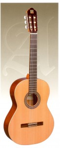 Alhambra 1C (Solid Cedar Top) $549-Great beginners guitar!