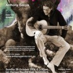 Anthony Garcia - guitarist & composer