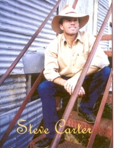 Steve Carter-Singer/Songwriter