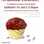 2012 July 15th a grand concert