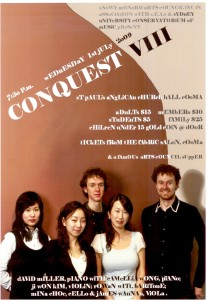 Conquest VIII July 1, 2009