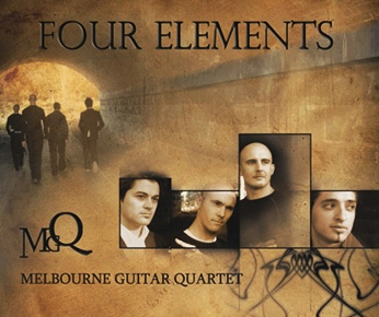 """Four Elements"" CD lanch"