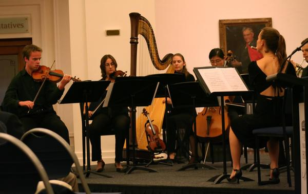 Griffyn Ensemble Saturday 18, July