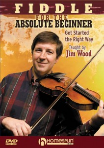 Code: HL00642098 Jim Wood Fiddle for the Absolute Beginner $39.99