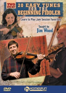 Code: HL00642102 Jim Wood 20 Easy Tunes for the Beginning Fiddler $39.99