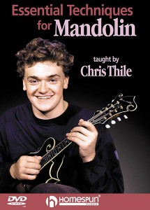 Code: HL00641545 Chris Thile Essential Techniques for Mandolin $39.99