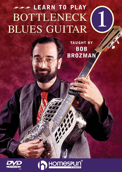 "Code: HL00641598 -Bob Brozman ""Learn to Play Bottleneck Blues Guitar 1"" $39.99"