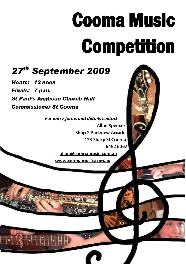 cooma-music-comp-poster