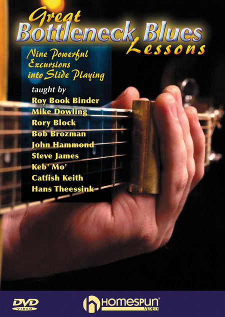Code: HL00642091 -Great Bottleneck Blues Lessons $39.99