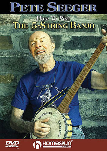 "Code: HL00641713  -Pete Seeger ""How To Play The 5-String Banjo $39.99"