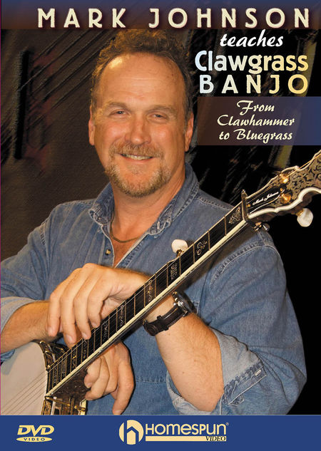 Code: HL00642087 -Mark Johnson teaches Clawgrass Banjo $39.99