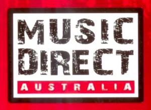 music direct logo