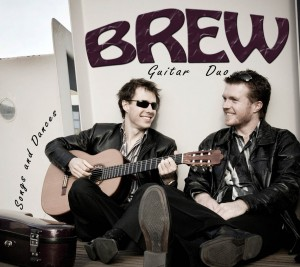 Brew Guitar Duo_Songs & Dances_CD