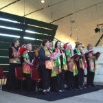 Cooma Harmony Chorus singing carols in the park 02