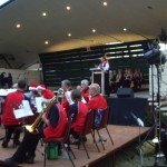 Carols in the Park 2009