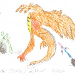 "Bentley Walker Broose_""Rocket Dragon"""