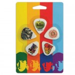 Beatles Pick Pack _ The Albums $14.95 (contains 10 picks)