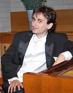 Concert Pianist Krzysztof Malek will be  performing Chopin