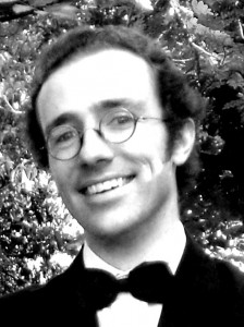 Joshua McHugh, composer, singer, pianists and musical director