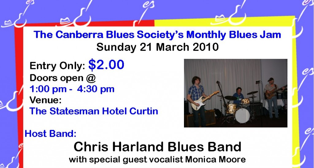 canberra blues