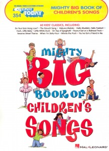 ez play big book children song
