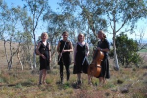 Stypa - Snowy Mountains Quartet