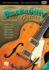 Rockabilly Guitar DVD - Code: HL00320610