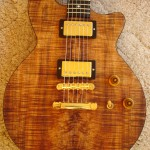Beautifully figured Tasmanian Blackwood