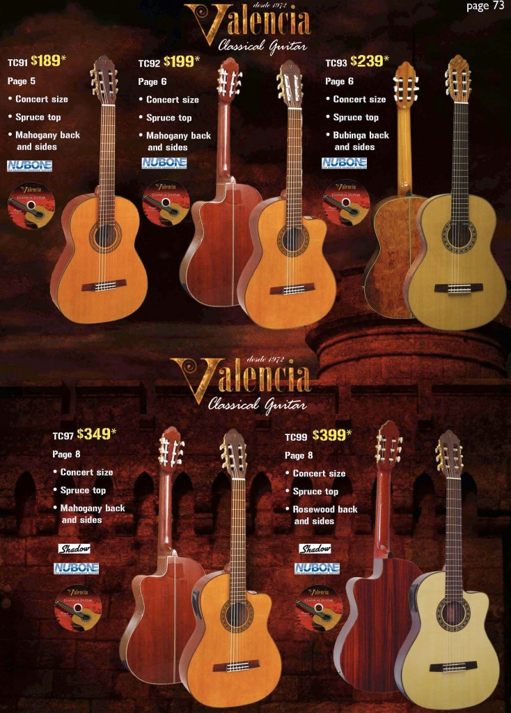 03 Valencia Guitars