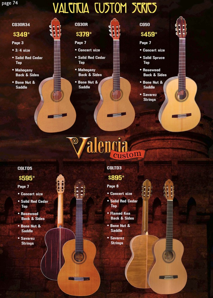 04 Valencia Guitars