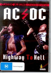 AC/DC Highway To Hell DVD Code: DV186