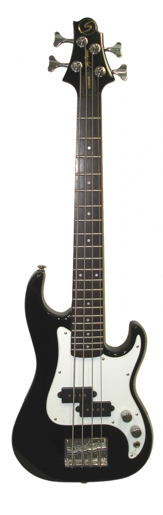 Greg Bennett Corsar Mini half size Bass Guitar $299