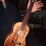 New Pete Murphy Tenor Uke June 2011