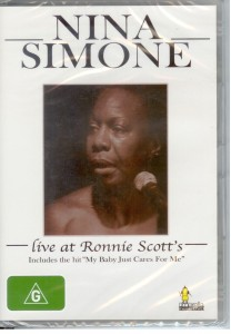 Nina Simone - Live at Ronnie Scott's (G) DV212