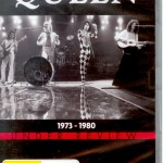 Queen - Under Review 1973 to1980 (PG) DV208