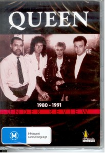 Queen - Under Review 1981–1991 (M) DV209