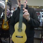 Pete Murphy Ukulele with solid spruce top
