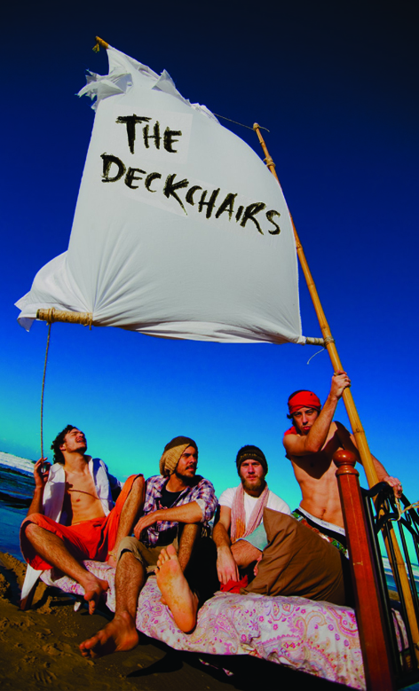 The Deckchairs September 29, Jindabyne