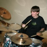 DANIEL MORASSUTTI PLAYED DRUMS
