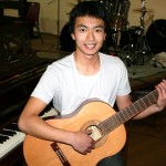 ESA JANARA WINNER OF NARRAWONG CLASSICAL GUITAR AWARD