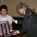 ESA RECEIVED THE NARRAWONG CLASSICAL GUITAR AWARD
